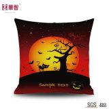 Disegno decorativo dei cuscini per Halloween