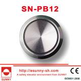 Drucktaste für Otis Elevator Control Panel (SN-PB12)