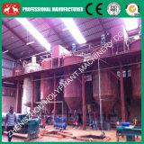 Juego completo de alta calidad de la refinería de petróleo Cottonseeds máquina