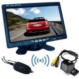 7inch Standalone Car Rear View LCD Monitor mit Digital Screen&24V für Big Vehicles Optional