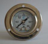 Glycein 1.5inch 40mm ou de silicone liquide Jauge de pression d'huile