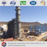 Здание полуфабрикат высокой структуры металла подъема промышленное