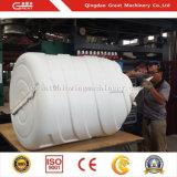 envase hueco plástico del HDPE grande 200L-10000L que hace la máquina del moldeo por insuflación de aire comprimido