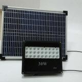 20W高い内腔の一定した照明3日のバックアップ太陽フラッドライト