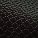 SGS Certification Crocodile Skin Draw Bar Box Malas para Bagagem Leather Leather Leather