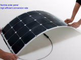 Panneau solaire semi flexible de cellules du prix concurrentiel 100watt 18V Sunpower