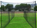 結ばれた野球の&Softballの保護装置はバッティング・ケージのネットを得る