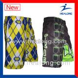 Premier Lacrosse Jersey de sublimation de vêtements de sport de marque de Healong et circuits