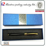 ペーパー筆箱のVapeのプラスチック金属球ポイントペンのDermaのプラスチックボールペン(YS40A)