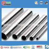 Pipe sans joint d'acier inoxydable d'ASTM A312