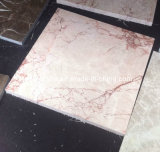 Natural Chinese Marble Verdent & Red Cream Marble Slab (DES-MT07)