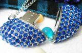 Fashional konzipierte Schmucksachen USB-grelle Platte (L-027)
