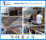 Esteira do carro de bobina do PVC da boa qualidade que faz a linha da extrusão da esteira da máquina/PVC