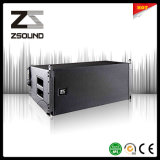 Zsound LA110 compacto de 2 Vias com altifalante de matriz linear