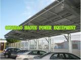 강철 프레임 (SP-002)를 가진 새로운 디자인 태양 전지판 간이 차고