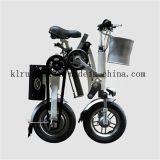 2015 Aluminium Lightweight Folding Electric Bicycle mit Pedals