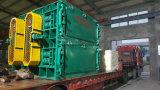 Rolo de quatro dentes/triturador de rolo para o carvão vegetal/carvão/potência/esmagamento do cimento/agregado/planta redução do cobre/ouro