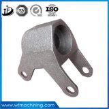 Carcaça de ferro fundido de ferro forjado OEM para fundição de ferro cinzento 200 Black Coated