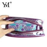 Usine d'impression personnalisée OEM de gros sac d'embrayage en PVC de qualité supérieure