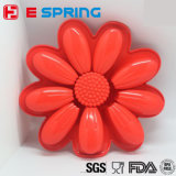 Produisant le moulage à la maison de gâteau de silicones de tournesol de traitement au four avec la FDA LFGB réussie