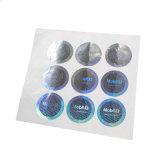 Etiketten van de Aluminiumfolie van de Etiketten van de Kleurendruk Diverse/Zilveren Sticker/Gouden Sticker/de Sticker van de Laser