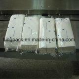 Equipo horizontal del embalaje de la empaquetadora del papel de tejido