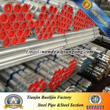 EMT tubo de zinc para el cable eléctrico