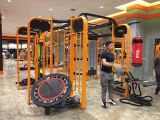 Equipamento Synrgy360 da aptidão do treinamento do grupo (S-1001)