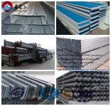 Structure en acier préfabriqués entrepôt (BYSS-000)