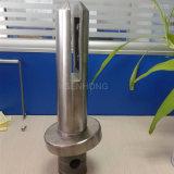 Стеклянное оборудование Spigot с квадратной базовой платиной