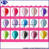 China Großhandel Ballons 12 Zoll Perle Latex-Ballon Metallic-Ballon