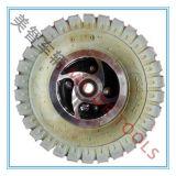 Rotella 3.00-4 della gomma di gomma piuma dell'unità di elaborazione del carrello del passeggiatore della sedia a rotelle