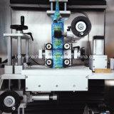 Getränkeflascheshrink-Hülse, die Etikettiermaschine einwickelt