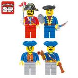 La nave di pirata calda di Educatonal di vendita ostruisce il giocattolo per i bambini