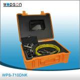 Tubo de Câmara de Vídeo Subaquático Sistema de inspecção (WPS-710)