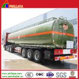 топливозаправщика 3axles бак трейлера Semi химически для перехода серных/хлористо-водородная кислоты