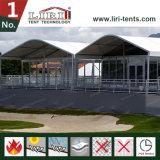 grandes barracas de 40X100m para a corte dos esportes dos salões de esportes