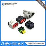 Conexões elétricas do auto veículo do injetor da fiação do motor