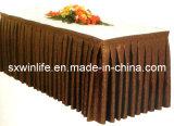 Table jacquard de jupes, de la jupe (table Plissé WLTC033)