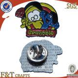 Distintivi su ordinazione del metallo dei bambini di alta qualità del fumetto divertente di Halloween