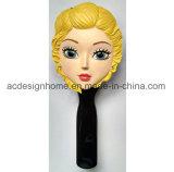 Belíssimo Salão Princess Pente de cabelo Escova de cabelo para as Crianças e Adolescentes
