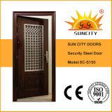 Hot Jordan Steel Door Design principal (SC-S024)