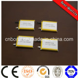 402030 3.7V 180mAh Small 리튬 Ion Polymer Rechargeable Battery