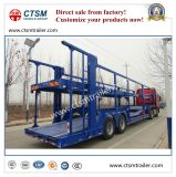 2 -Axle Car Transport Semi-remorque Remorque sur camion en promotion