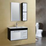 Heißer Verkauf an der Wand befestigter Belüftung-Badezimmer-Schrank Sw-PVC856