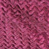 100%Polyester dois tons de veludo de tricotar (SH002)