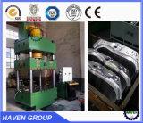 Presse hydraulique 150T de 4 fléaux pour des standards de sécurité de GV et de CE