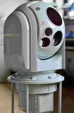 海軍マルチセンサーEo IRのカメラシステムMwirによって冷却される熱カメラ、TVカメラおよび20kmレーザーの距離計