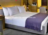 de Reeks van het Blad van het Bed van het Hotel 50%Cotton 50%Polyester
