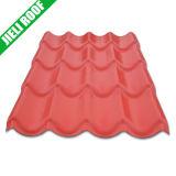 Azulejo de azotea material de la resina estable del color para el chalet